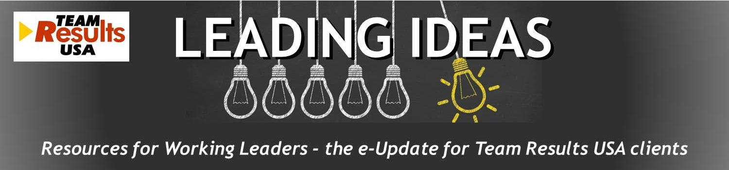 Leading Ideas Masthead